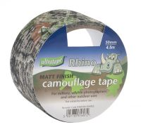 50mm x 4.5m Camouflage Adheisve Tape