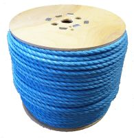 10mm Blue Polypropylene Rope - 220m reel