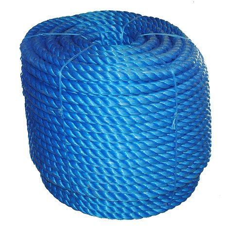 32mm Blue Polypropylene Rope - 220m coil
