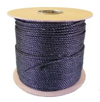 4mm Black Polypropylene Rope - 220m reel