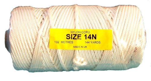 14N Nylon Cord - 132m