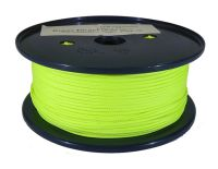 2mm x 200m Fluoro Yellow Polypropylene Multicord