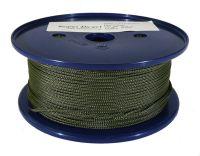 2mm x 200m Khaki Green Polypropylene Multicord