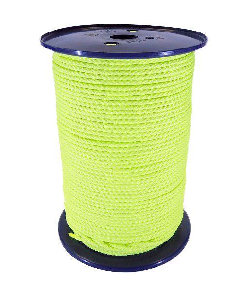 Fluoro Yellow Poly Multicord