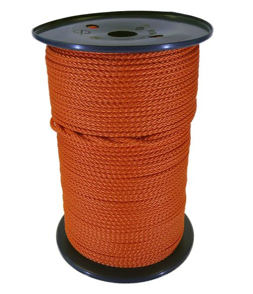 Orange Poly Multicord