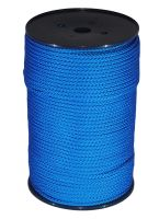 6mm x 200m Blue Polypropylene MultiCord