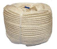 8mm 3-strand Nylon Rope - 220m coil