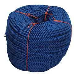 Blue PolyCotton Rope
