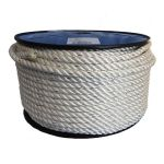8mm Pre-stretched Polyester Rope 100m reel