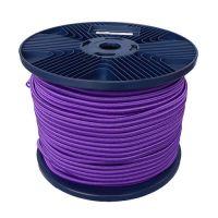 6mm Purple Shock Cord 100m reel