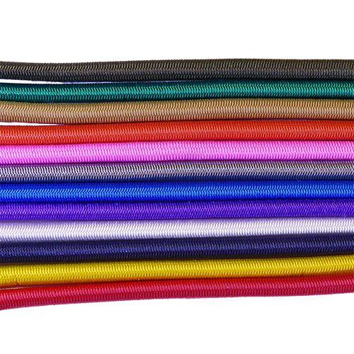 Multicoloured Shock Cord