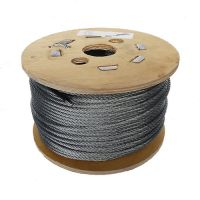 4mm x 100m 7x7 Steel Wire Rope