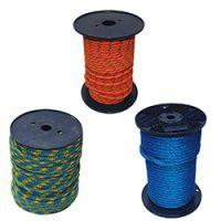Braided Ropes on Reels